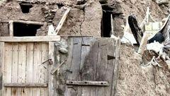 خانه سردار ملی خرابه ای فراموش شده/نام آوران ورزقان گمنام در وطن