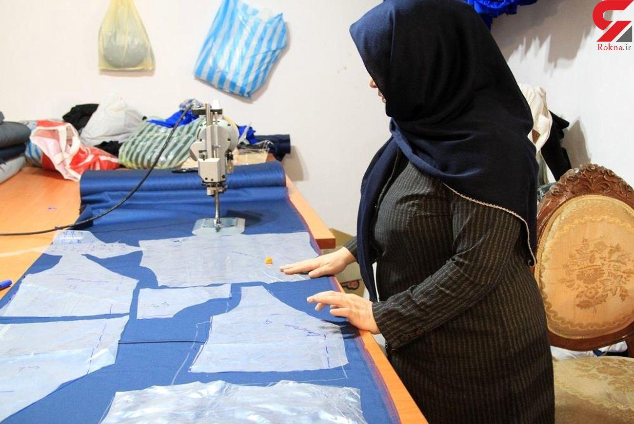 طرح کارآفرینی برای زنان سرپرست خانوار آنها را ورشکسته می کند