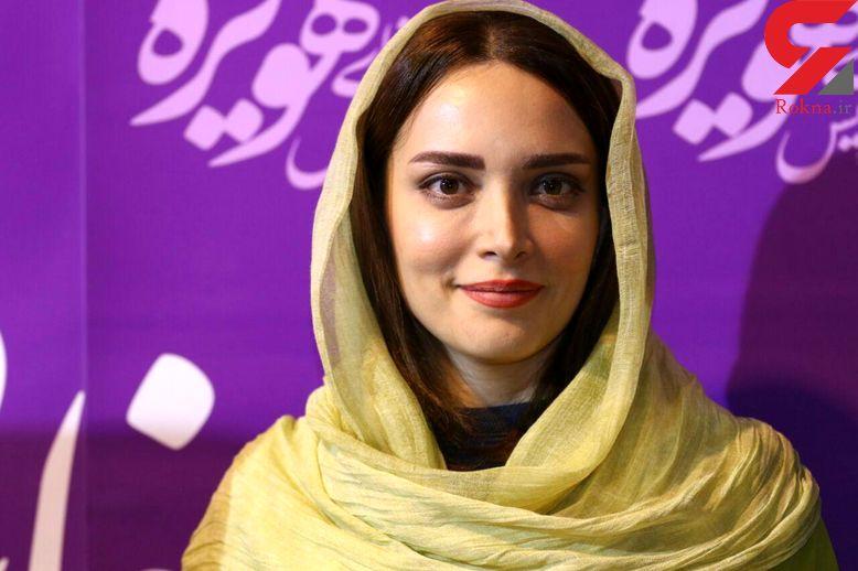«بهنوش طباطبایی» در کنار عزت سینمای ایران+عکس
