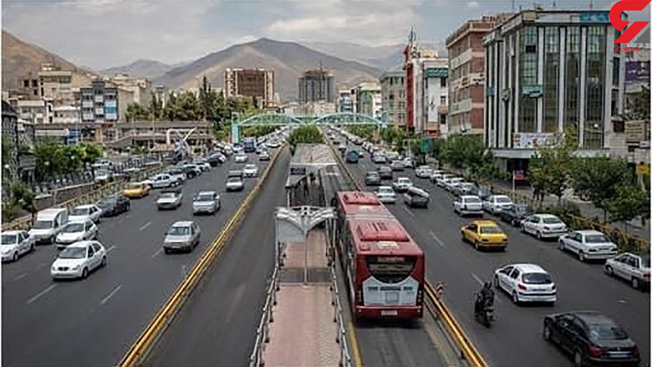 کاهش ساعت کارى خطوط حمل و نقل عمومى در پایتخت از فردا