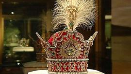 موزه جواهرات بانک مرکزی از بیم کرونا تعطیل شد
