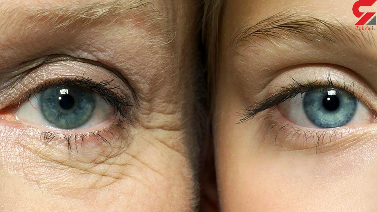 با این کارها هرگز پیر نمی شوید! + اینفوگرافی