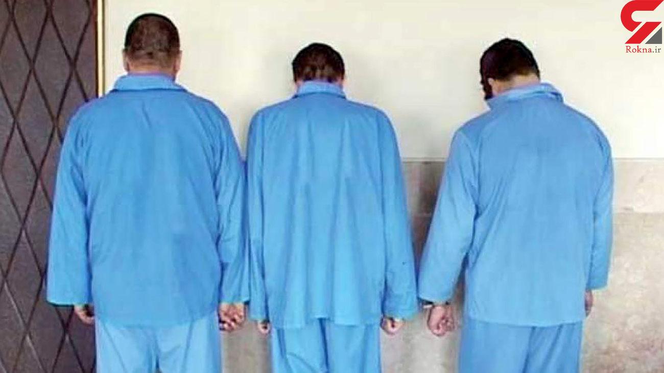 بازداشت 3 سارق حرفه ای در بروجرد
