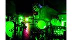 خروج فوتونهایی عجیب از الکترون با تابش پرتوهای نوری به شدت چند میلیارد برابر خورشید