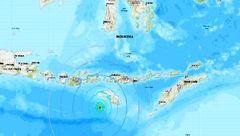 زلزله پرقدرت 6 ریشتری جنوب اندونزی را لرزاند