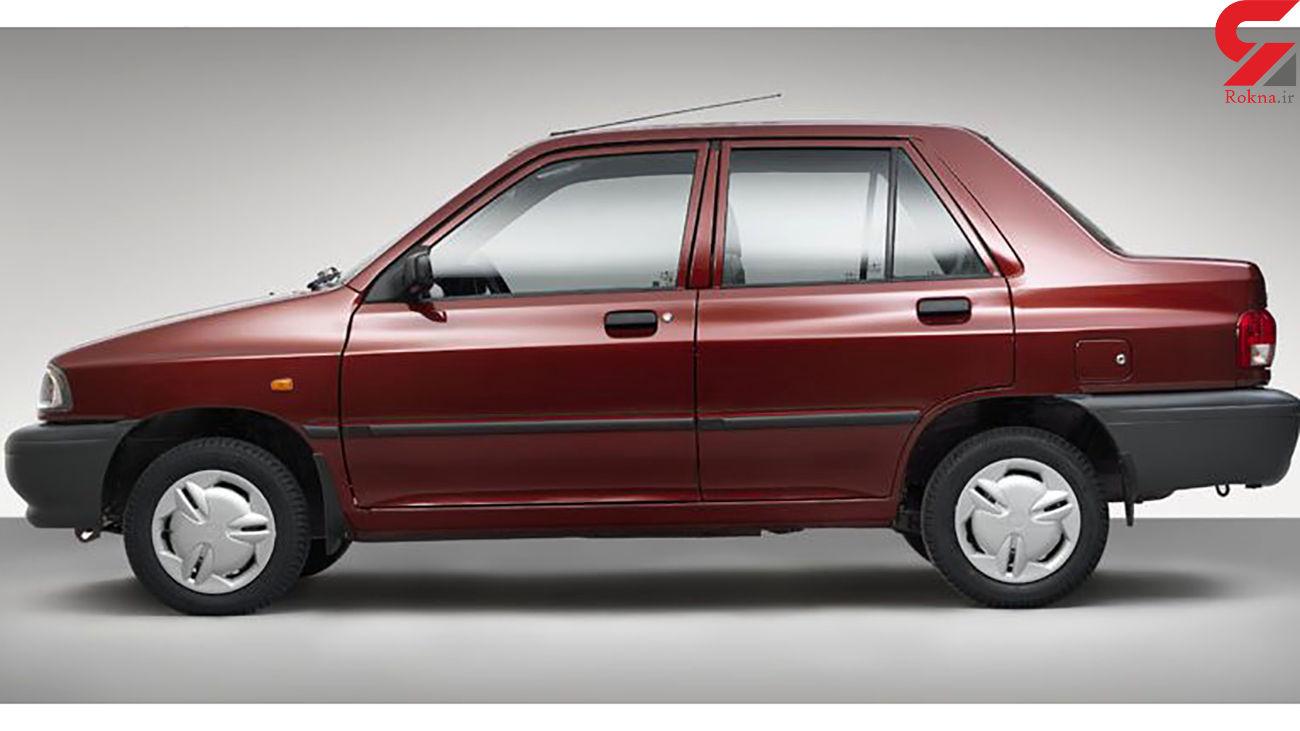 پراید 20 میلیون تومان ارزان شد / همه قیمت ها در بازار خودرو شکسته شد + جزئیات