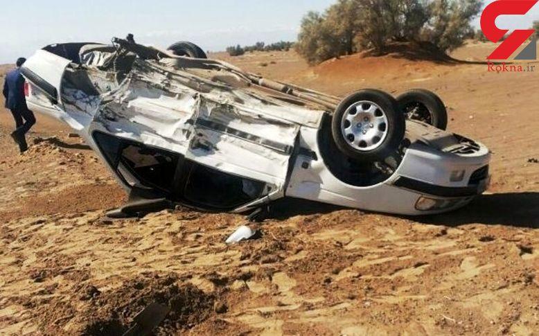 حادثه رانندگی جاده بشرویه- فردوس کشته برجا گذاشت