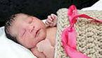 تولد نوزاد پس ازقتل مادر + عکس