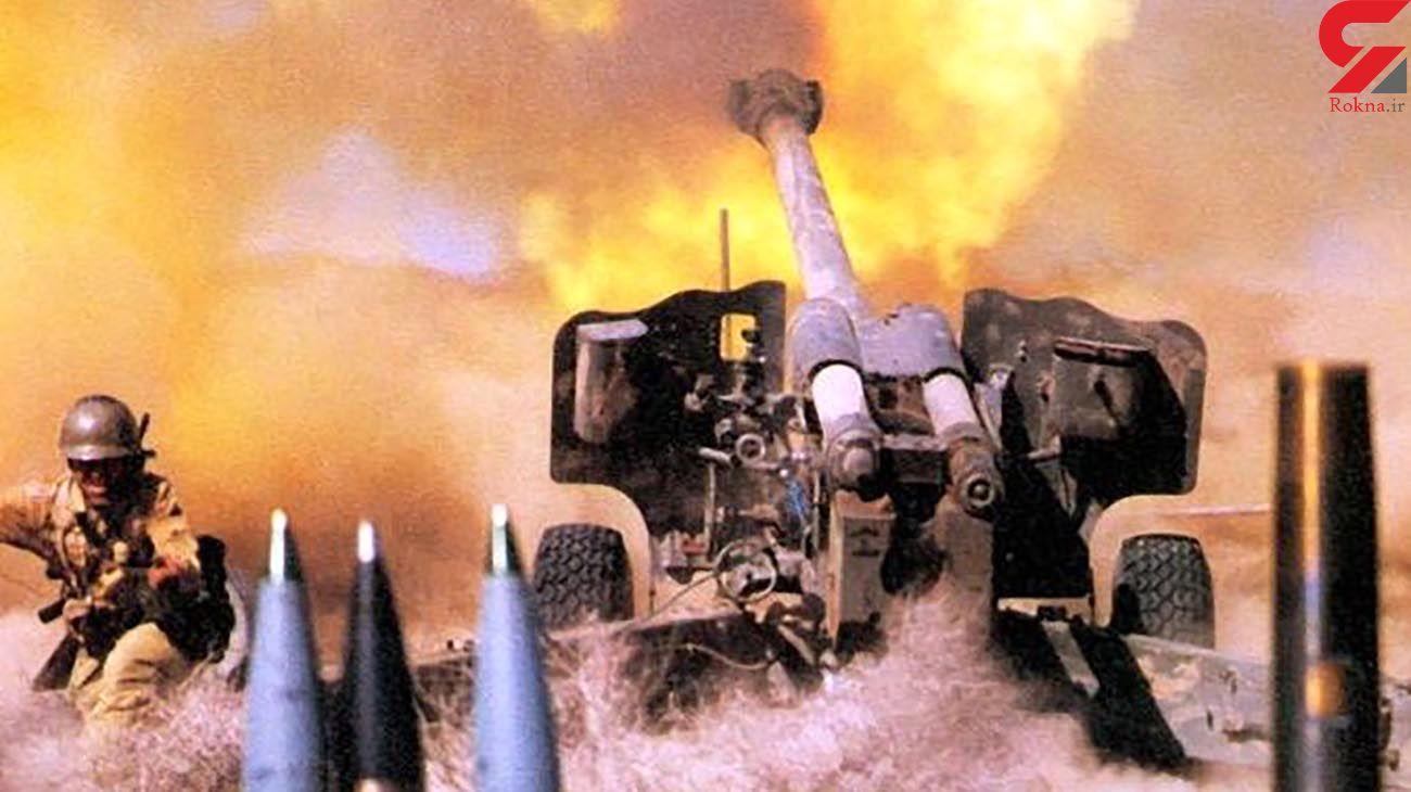فوری / حمله توپخانه سپاه به گروه های ضدانقلاب در کردستان عراق