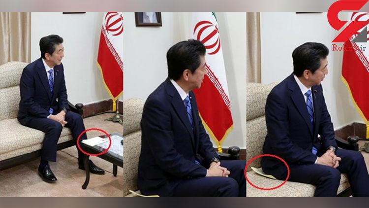 رهبر معظم انقلاب نامه ترامپ را نپذیرفت / پادرمیانی نخست وزیر ژاپن هم کافی نبود+ فیلم جالب