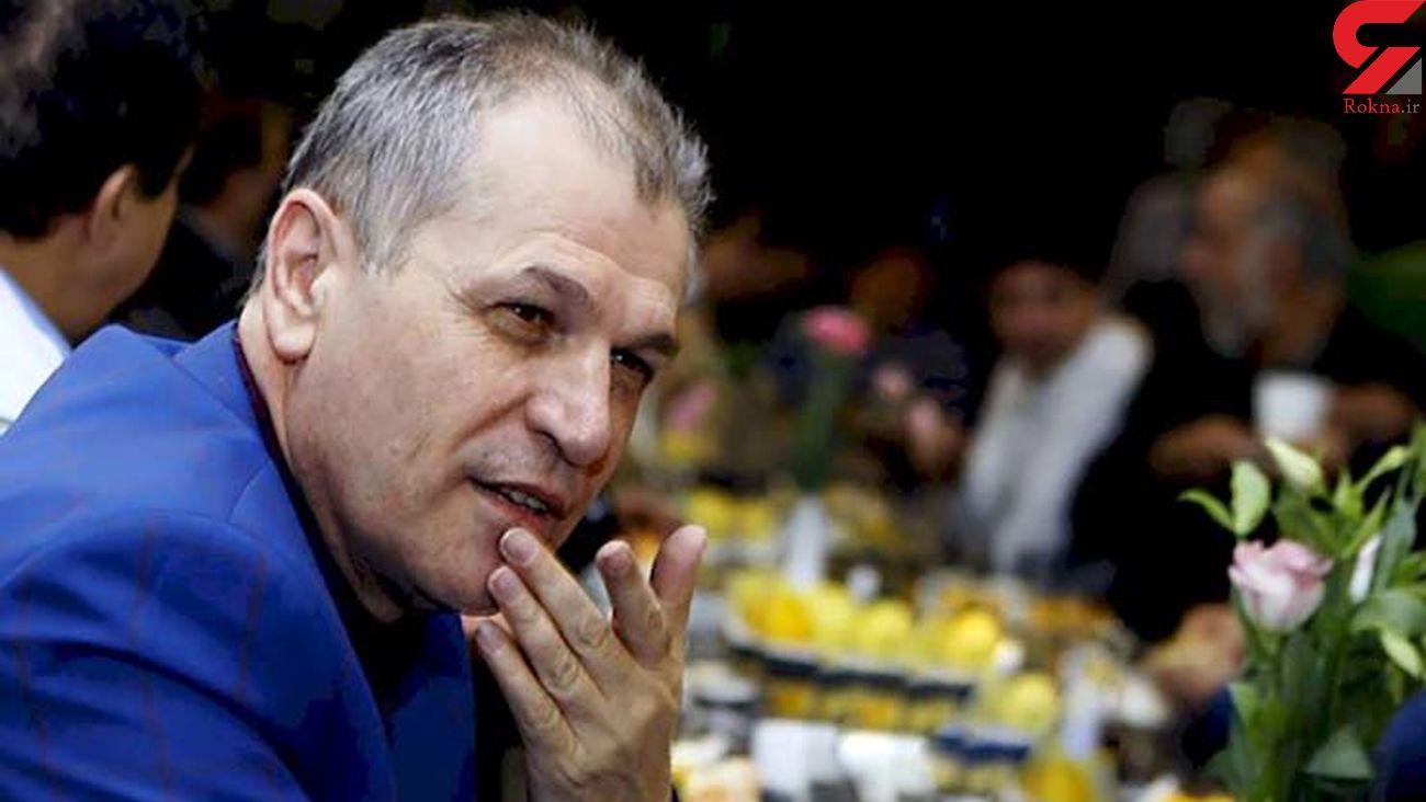 کامران منزوی عضو هیئت مدیره استقلال از سمت خود استعفا داد