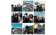 کاروان کمک های اهدایی مردم شهرستان دیر به مناطق سیل زده سیستان وبلوچستان اعزام شدند