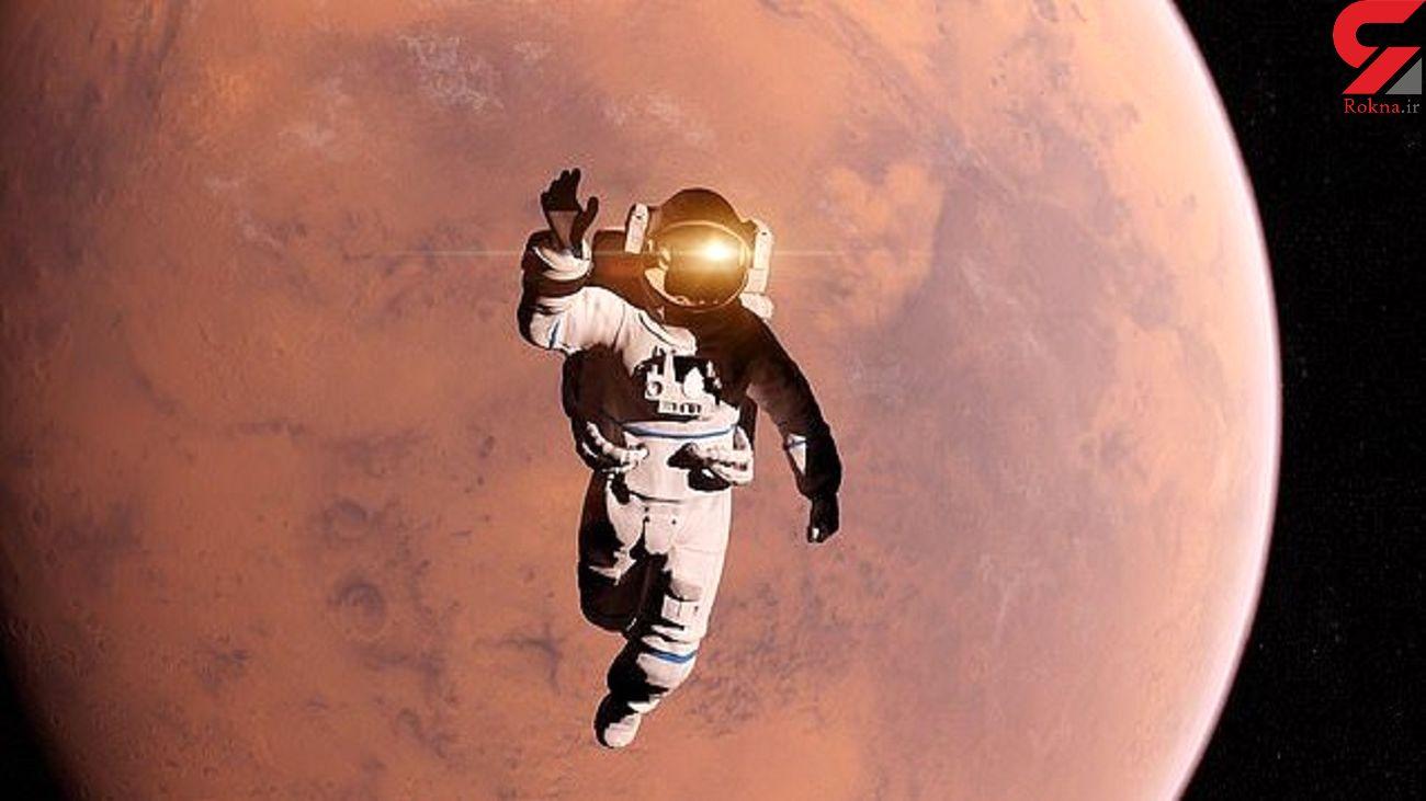 اجساد کسانی که به مریخ سفر می کنند چه می شود ؟