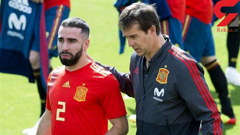 آخرین جمله لوپتگی به بازیکنانش قبل از سفر به اسپانیا