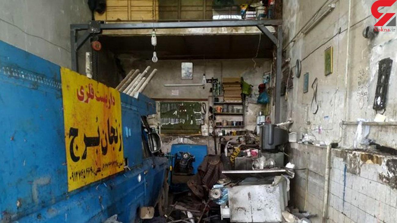 4 مصدوم بر اثر انفجار کمپرسور در شرکت لوازم خانگی / در قزوین رخ داد