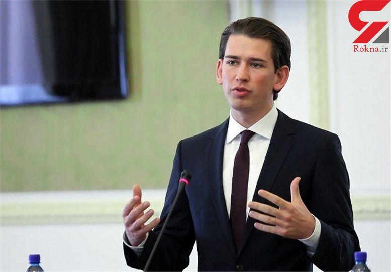 حمایت مجدد صدراعظم اتریش از برجام بعد از دیدار با نتانیاهو