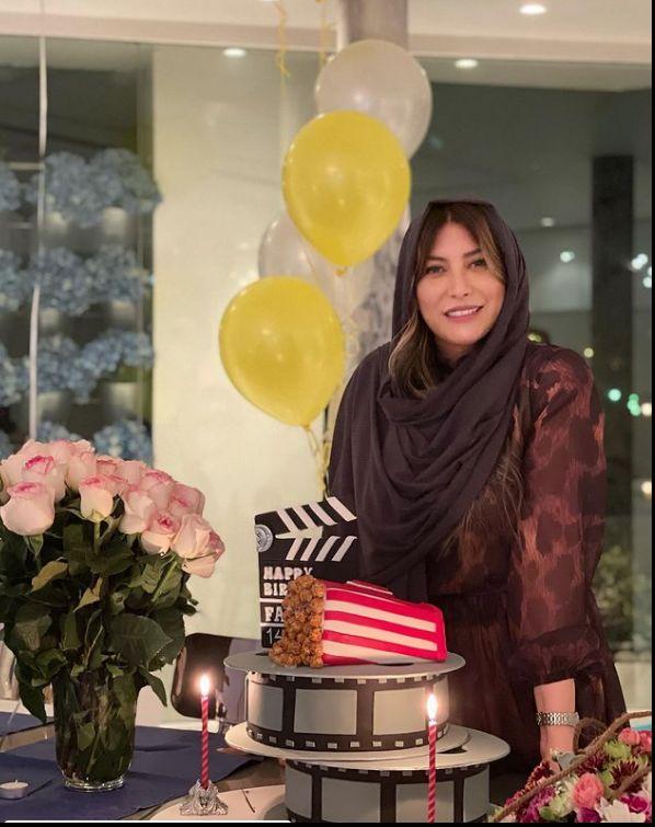 Screenshot 2021-09-06 at 21-48-09 فریبا نادری و کیک تولد خفن لاکچری اش+عکس