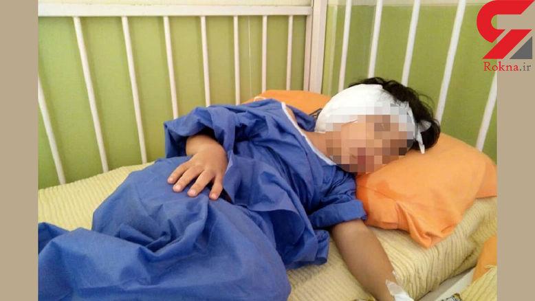 حادثه ای دلخراش برای محمد امین 4 ساله توسط یک پزشک+ عکس