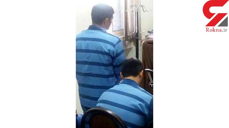 اعدام برای قاتل ثروتمند تهرانی + عکس