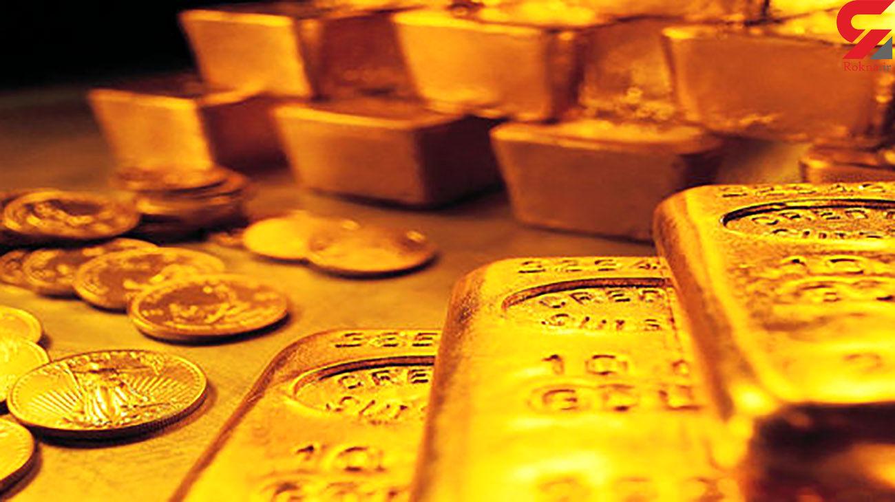 قیمت سکه و قیمت طلا امروز دوشنبه 16 فروردین + جدول