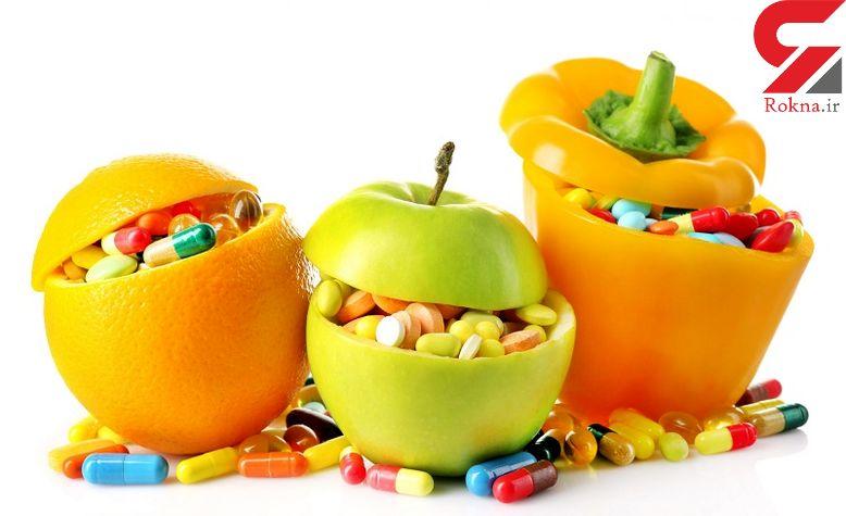کاهش بیماری های قلبی با مصرف ویتامین ها