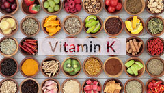 همه آنچه که باید درباره ویتامین کا بدانید
