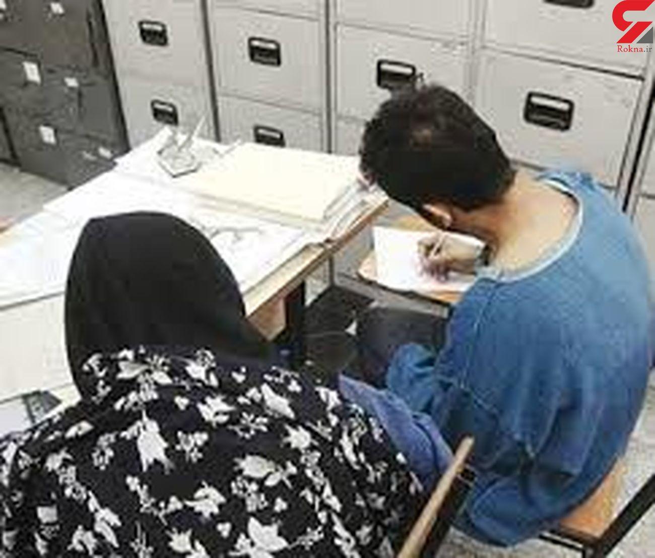 دوستی شیطانی زن تهرانی با نصاب ماهواره / دختر 10 ساله راز مادر خائنش را می دانست