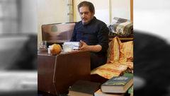 تصویر دیده نشده از حسین خمینی نوه ارشد امام!