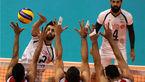 خط و نشان تیم ملی  ایران برای غول های والیبال