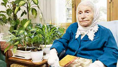 گفتگو با مادر 102 ساله محیط زیست ایران  + عکس