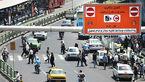 ترافیک در آزاد راه تهران – کرج نیمه سنگین است