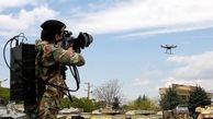 جدیدترین تسلیحات ایران برای شکار پهپادها در آسمان+ تصاویر