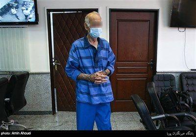 پدر و مادر بابک خرمدین در دادسرای جنایی