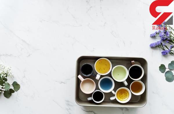 چای های گیاهی برای درمان یبوس مزمن
