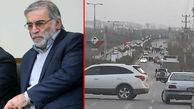 فیلم ترور محسن فخریزاده دانشمند هستهای ایران / پدر هسته ایران به شهادت رسید+ عکس