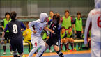 تیمهای ملی فوتسال بانوان چین و اوکراین به تهران سفر میکنند