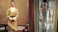 راز مرگ چاق ترین زن 2000 ساله + عکس
