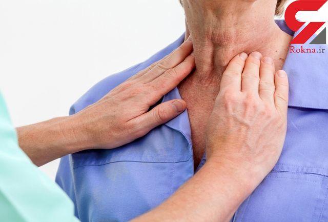 نشانه های اولیه بیماری تیروئید را بشناسید