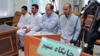 پایان رسیدگی به پرونده 8 داعشی در دادگاه تهران + عکس