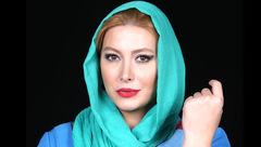 خانم بازیگر ایرانی در لباس عروسی + عکس
