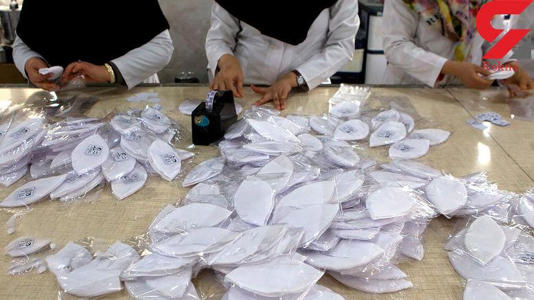 کشف احتکار یک میلیون دستکش بهداشتی/ توقف فعالیت واحدتولیدی ماسک تقلبی در تهران