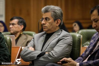 مظاهری / معاون شهردار تهران