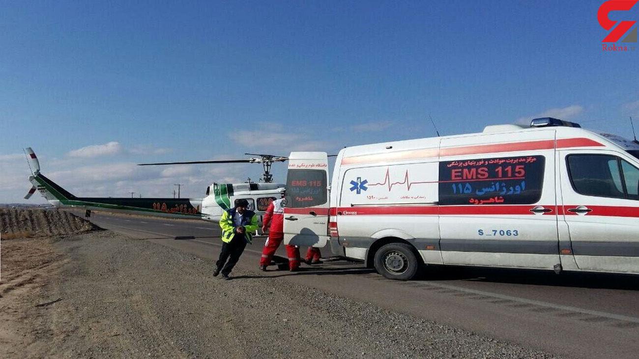 بیش از 4 هزار ماموریت اورژانسی در شاهرود انجام شد