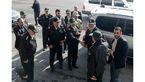 مراسم تکریم و معارفه فرمانده انتظامی کردستان