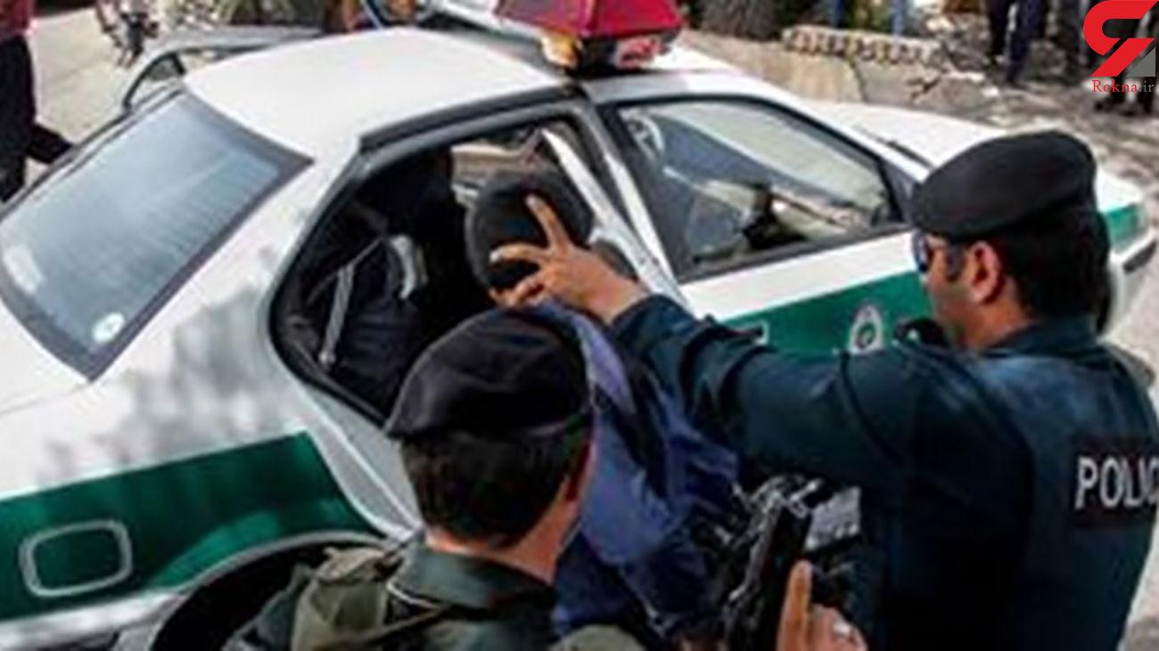 دستگیری 3 سارق و کشف 20 فقره سرقت از اماکن خصوصی در ممسنی