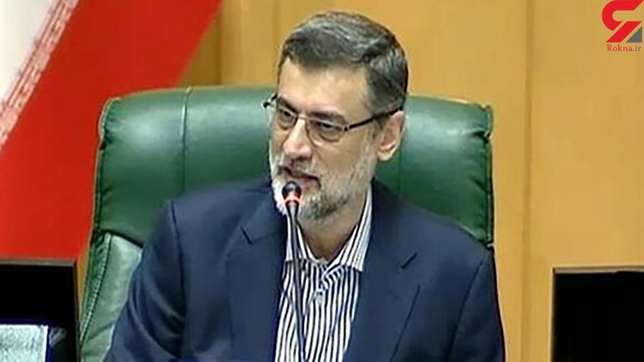 قاضیزاده : رقیبم در انتخابات 1400رضاخان است !