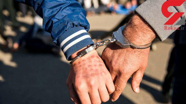 جزییات تیرندازی پلیس در اصفهان برای دستگیری 3 تبهکار تحت تعقیب