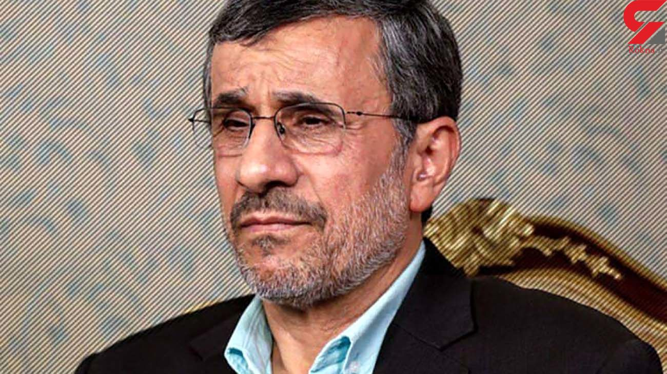 دعای احمدی نژاد برای مردم تگزاس!
