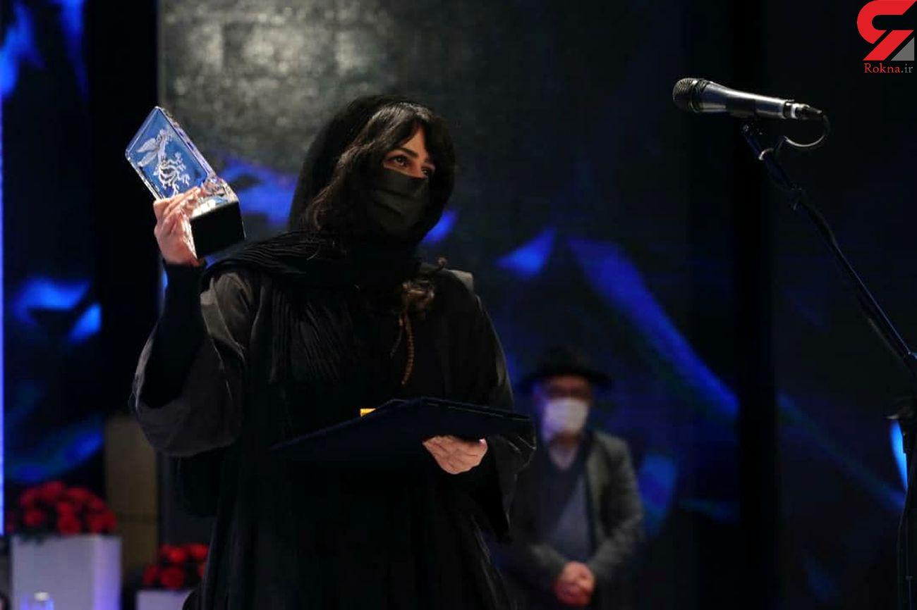 عکس بدون ماسک برندگان سیمرغ جشنواره فیلم فجر