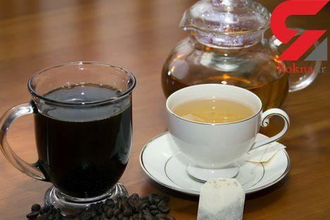 کاهش خطر سکته مغزی با نوشیدن چای